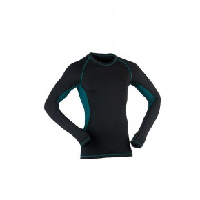 T-shirt sport Bio Homme laine soie