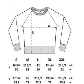 Sweater bio mesuresEP65