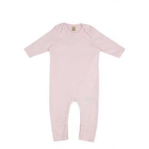 Babygro en coton Bio rose