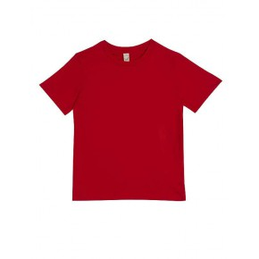 T-shirt enfant Bio rouge