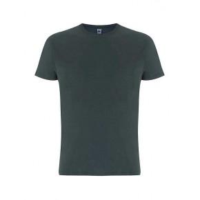 T-shirt Bio Max Havelaar pour homme, charcoal
