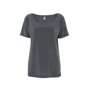 T-shirt ample en tencel et coton Bio