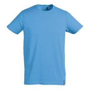 T-shirt Bio bleu