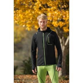 Veste de sport  à capuche homme