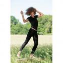 Leggings femme Bio taille basse