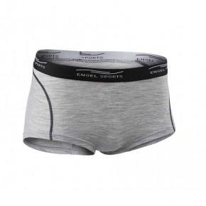 Boxer de sport femme gris