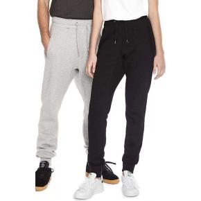 Pantalon sweat en coton Bio, noir, solde