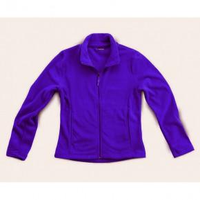 Veste polaire femme violet