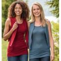 Sous-vêtement Bio en laine merinos et soie pour femme
