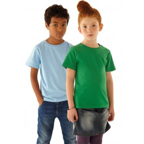 T-shirt enfant en coton Bio EarthPositive Continental Clothing