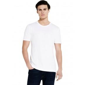 T-shirt homme en coton biologique noir