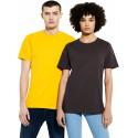 T-shirt épais unisexe en coton bio Continental Clothing