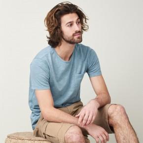T-shirt homme en coton Bio LivingCraft