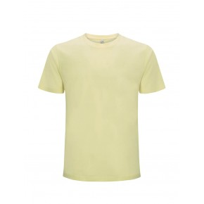 T-shirt EP01 en coton Bio EarthPositive pale lemon