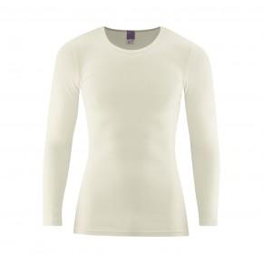 T-shirt à manches longues homme 100% coton Bio écru