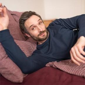 Pyjama homme 100% coton Bio éconresponsable