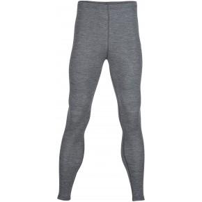 Leggings homme laine mérinos gris
