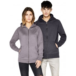 Sweat zippé à capuche Bio et recyclé Salvage SA41Z