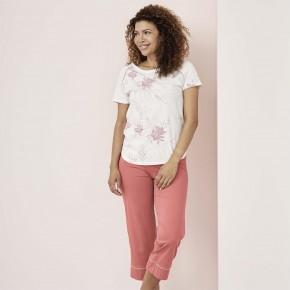 T-shirt de pyjama en coton Bio