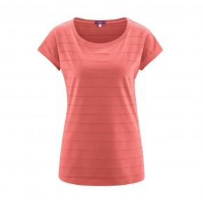 T-shirt de nuit en coton Bio blush