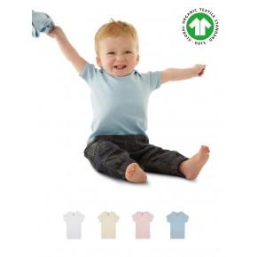 T-shirt bébé en coton Bio