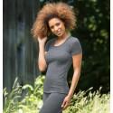 T-shirt femme 100 % laine mérinos Engel