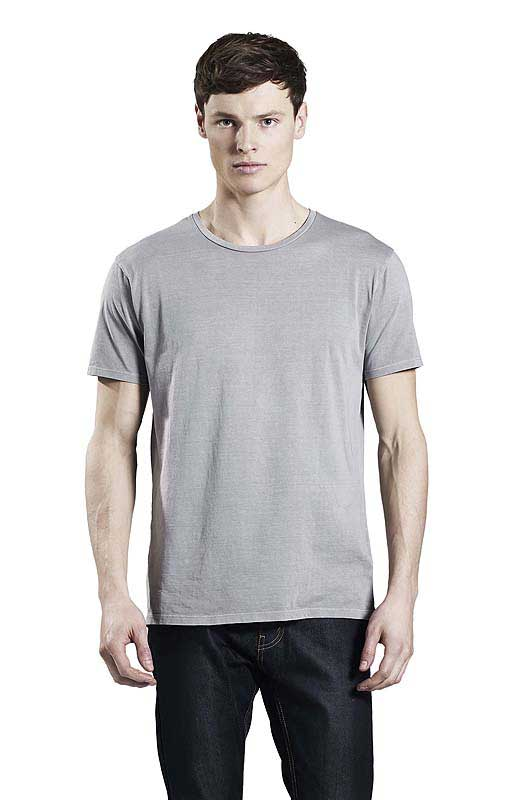 tee-shirt garment dyed