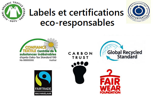 Marques de Vêtements Bio et slowear eco-responsable : marques EarthPositive, FairShare, Salvage, Engel, Engel Sports, LivingCrafts