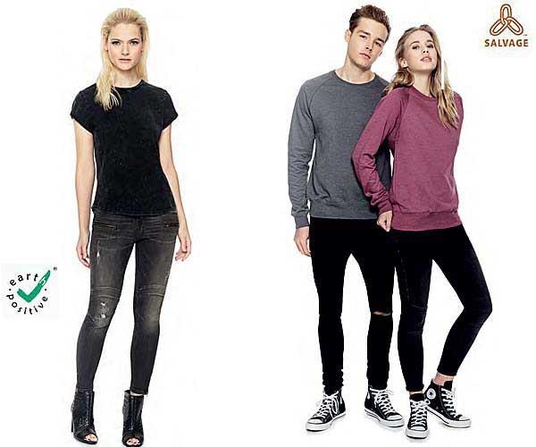 Vêtements en coton biologique