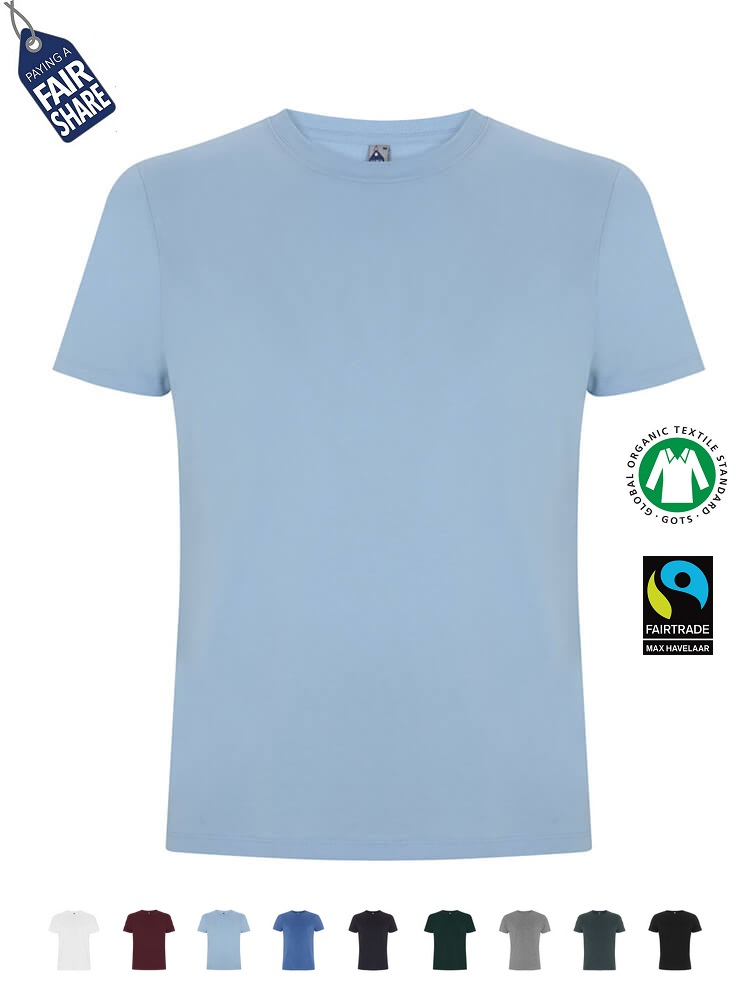 T-shirt bio eco-responsable