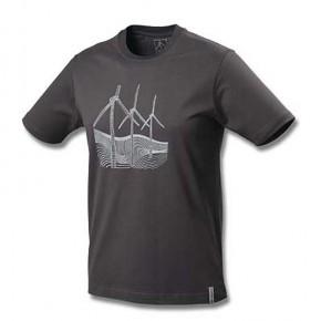 T-shirt Bio collector, wind