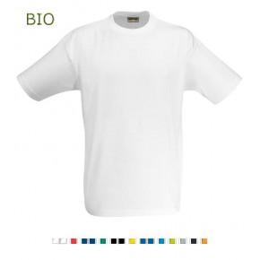 T-shirt Bio blanc bob