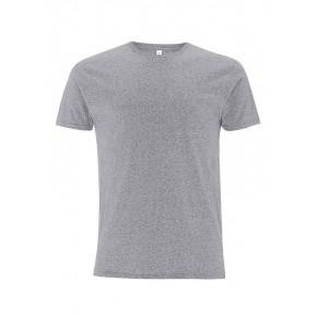 T-shirt EarthPositive Homme en coton Bio, gris