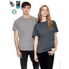 T-shirt en coton Bio Max Havelaar homme et femme