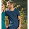 T-shirt laine mérinos homme