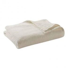 Serviette de bain en éponge de coton Bio, écru