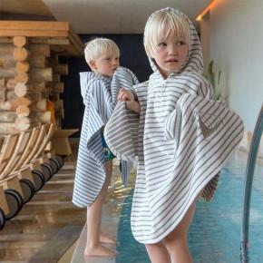 Poncho enfant pour le bain, la plage ou la piscine