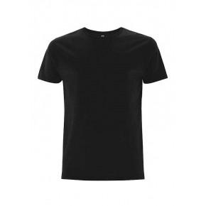 T-shirt homme coton Bio noir