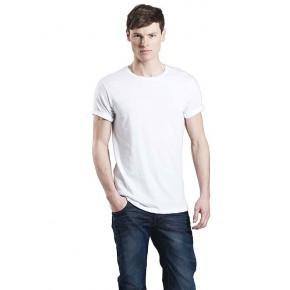 T-shirt homme à manches roulées EarthPositive