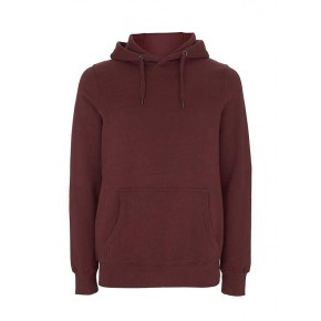 Solde sweat en coton Bio, burgundy, rouge bordeaux