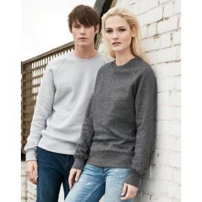 Sweater homme en coton BIO noir