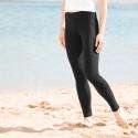 Leggings en coton Bio Living Craft noir