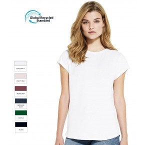 T-shirt femme 100 % recyclé Salvage SA16