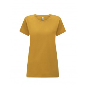 T-shirt EP02 femme coton Bio Earth Positive mango