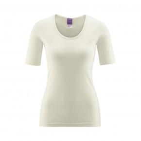 T-shirt 100% coton Bio écru naturel