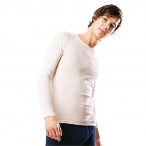 T-shirt à manches longues homme 100% coton Bio Living Crafts