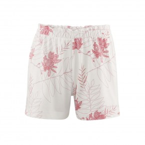 Short de pyjama en Coton Bio magnolia