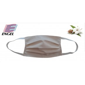 Masque réutilisable lavable en coton Bio