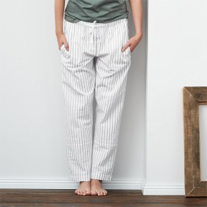 Pantalon de pyjama lin