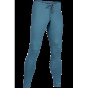 Pantalon de sport homme laine et soe bleu aqua